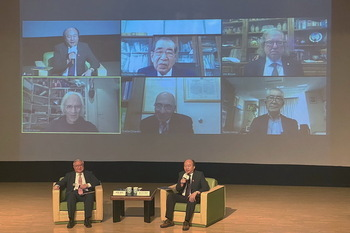 Tang Prize forum at NCKU: Laureates discuss inflammatory mechanisms in the COVID-19 era