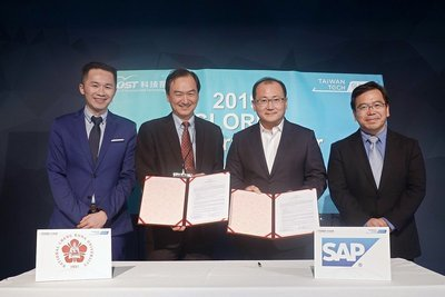 GLORIA NCKU, SAP join hands to tap medical cooperation