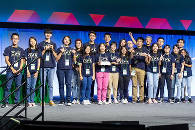 Team NCKU Tainan is winner of gold in the undergraduate division at 2019 iGEM