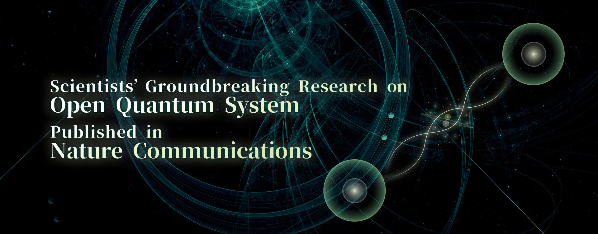 NCKU Scientists' Groundbreaking Research on Open Quantum System